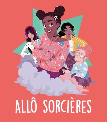Allô Sorcières
