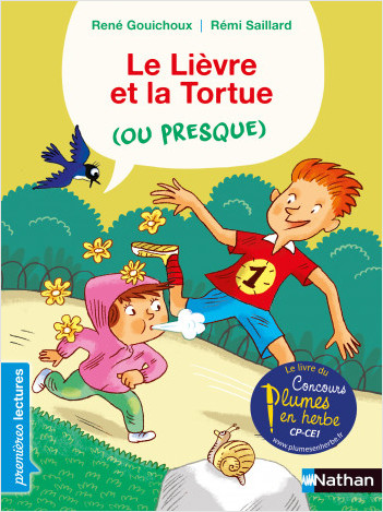 Le lièvre et la tortue (ou presque) - Premières lectures - Niveau 3 -  Dès 6 ans