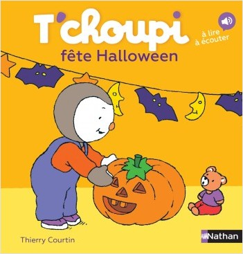 T'choupi fête Halloween - Dès 2 ans