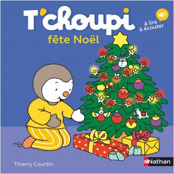 T'choupi fête Noël  - Dès 2 ans