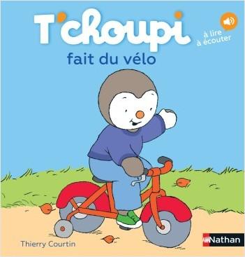T'choupi fait du vélo - Dès 2 ans