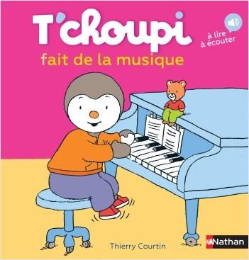 T'choupi joue de la musique - Dès 2 ans