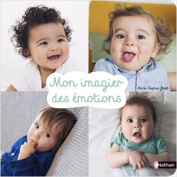 Mon imagier des émotions - imagier photos bébé - Dès 6 mois