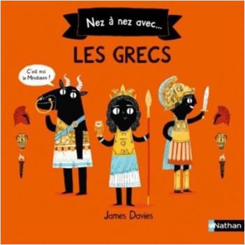 Nez à nez avec les Grecs - Documentaire 6/8 ans