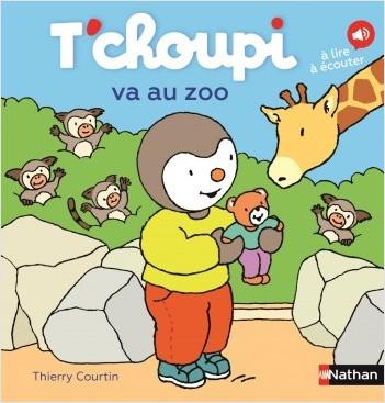 T'choupi va au zoo - Dès 2 ans