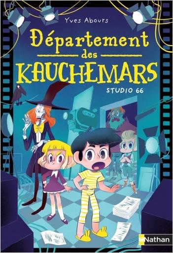 Département des Kauchemars - roman poche - Dès 8 ans