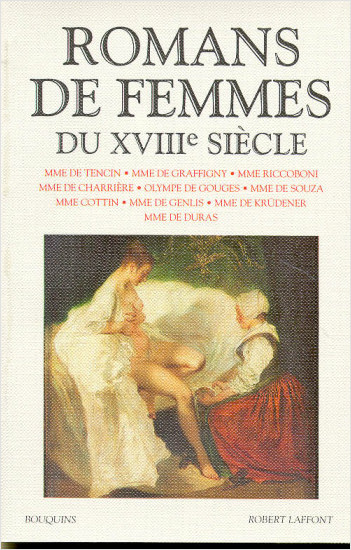 Romans de femmes du XVIIIe siecle