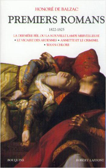 Premiers romans - Tome 2: 1822-1825