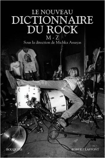 Le Nouveau Dictionnaire du rock - Tome 2