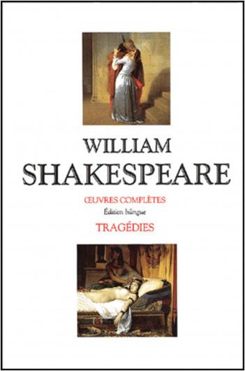 Oeuvres complètes - Tragédies - Coffret 2 tomes - Édition bilingue francais-anglais