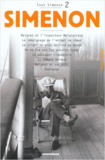 Tout Simenon - Tome 02