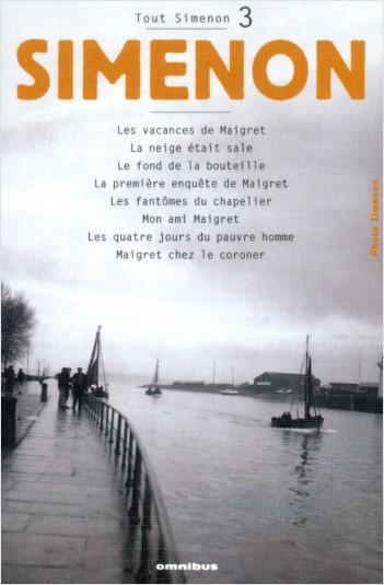 Tout Simenon - Tome 03