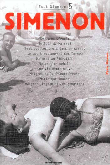 Tout Simenon - Tome 05