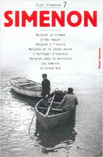 Tout Simenon - Tome 07