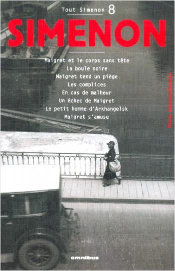 Tout Simenon - Tome 08