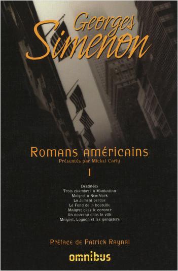 Romans américains - Tome 1