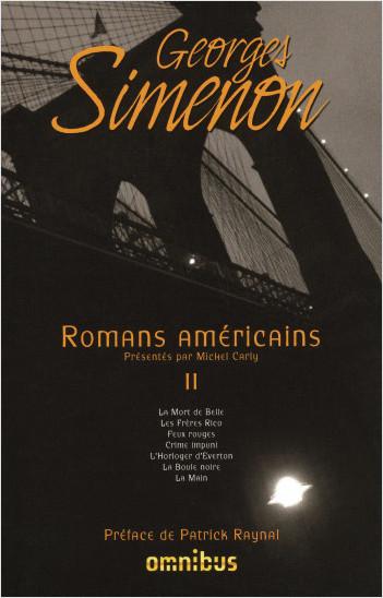 Romans américains - Tome 2