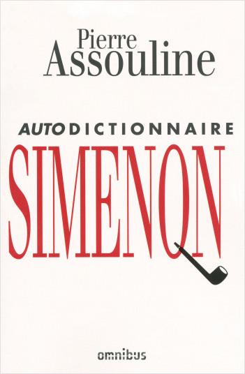 Autodictionnaire Simenon