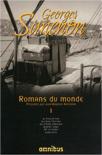 Romans du monde - Tome 1