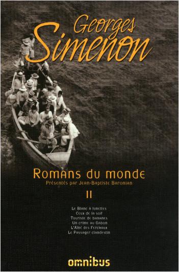 Romans du monde - Tome 2