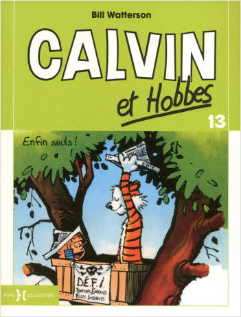 Calvin et Hobbes - T13 petit format