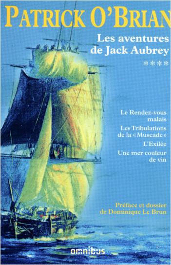 Les aventures de Jack Aubrey T4 - N Ed -