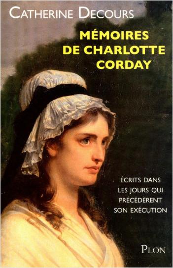 Mémoires de Charlotte Corday