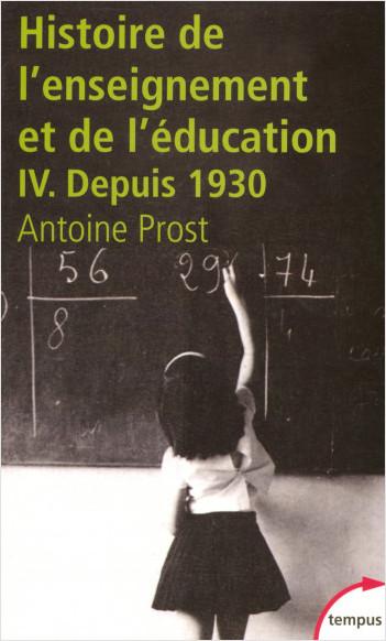Histoire de l'enseignement et de l'éducation