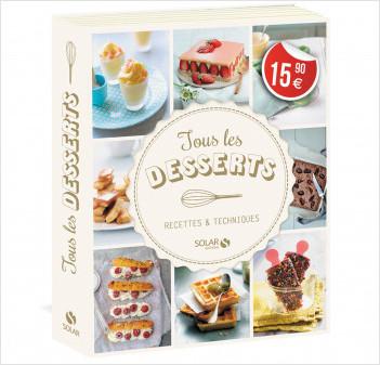 Tous les desserts