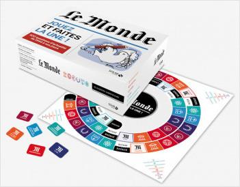 Jeu Le Monde - Jouez et faites la Une !