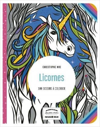 Licornes - Les petits cahiers aux sources du bien-être