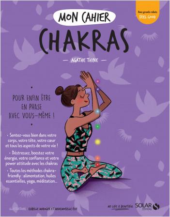 mon cahier Chakras