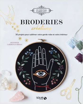 Broderies créatives