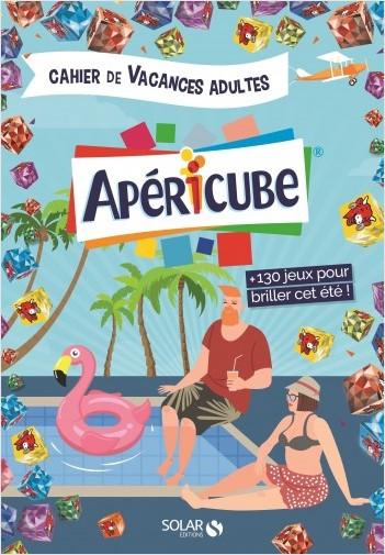 cahier de vacances pour adultes apericube