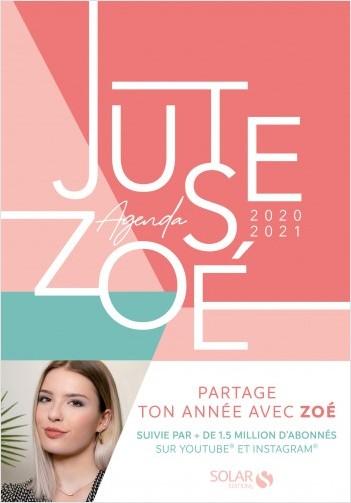 agenda JUSTE ZOE 2020-2021