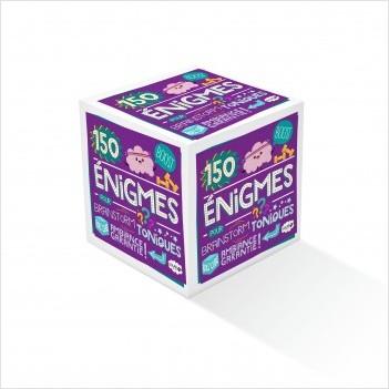 Roll'cube 150 énigmes