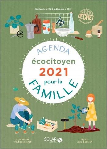 agenda ecocitoyen 2021 pour la famille