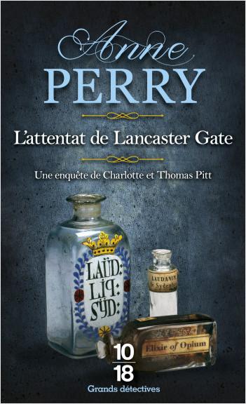L'attentat de Lancaster Gate - poche