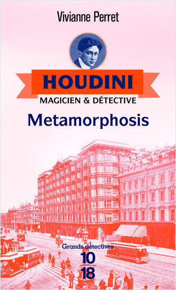 Houdini, t.1 - Metamorphosis