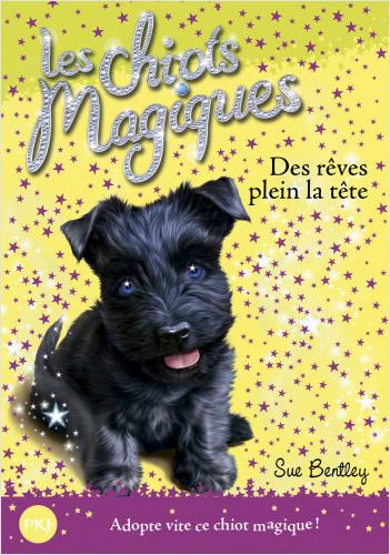Les chiots magiques - tome 11 : Des rêves plein la tête