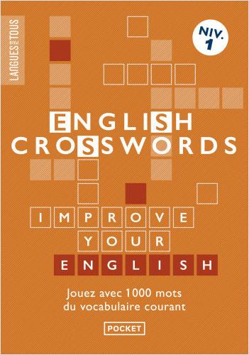 English Crosswords / Mots croisés en anglais niv.1