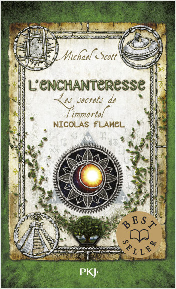6. Les secrets de l'immortel Nicolas Flamel : L'enchanteresse