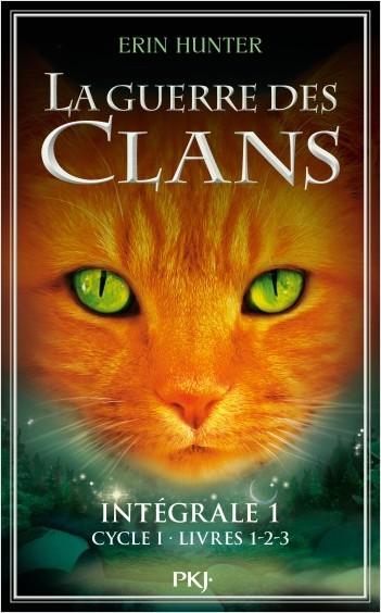 Omnibus Guerre des clans cycle I T.1-2-3