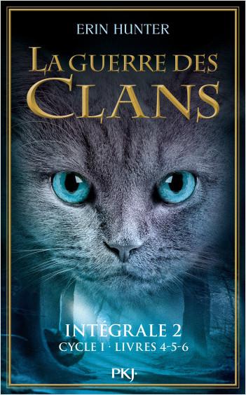 Omnibus Guerre des clans cycle I T.4-5-6