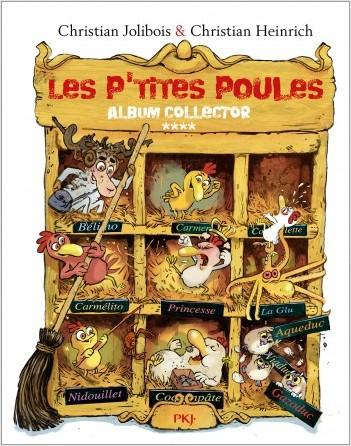 Les P'tites Poules - Album collector (Tomes 13 à 16)