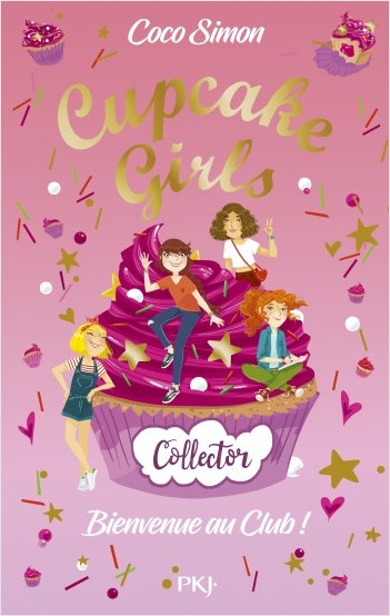 Collector Cupcake Girls