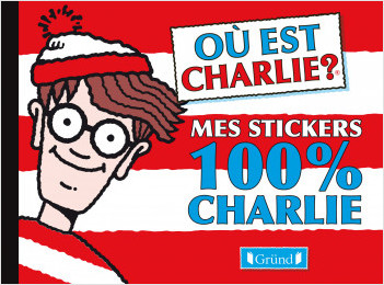 Mes stickers 100% Charlie