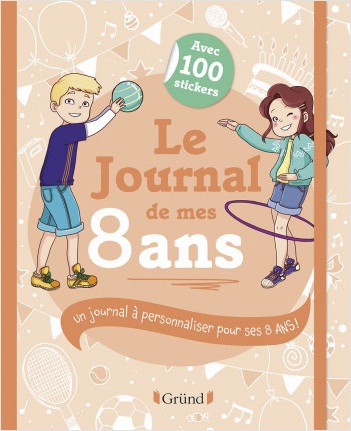 Le Journal de mes 8 ans
