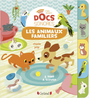 Les animaux familiers (Baby doc)