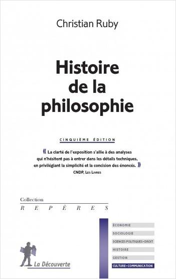 Histoire de la philosophie